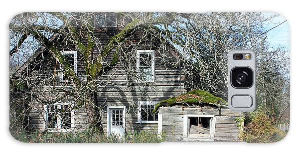 Old Country Home Galaxy Case