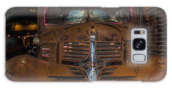 Old Dodge Truck In  Neon Galaxy Case