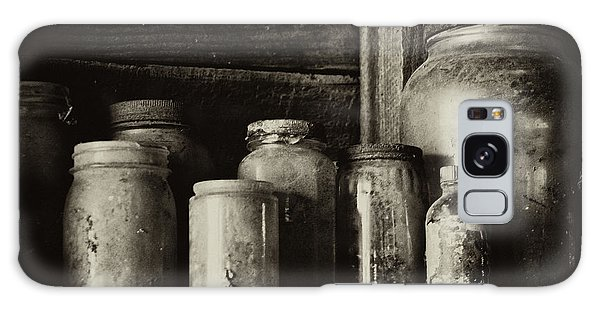 Old Dusty Jars Galaxy Case