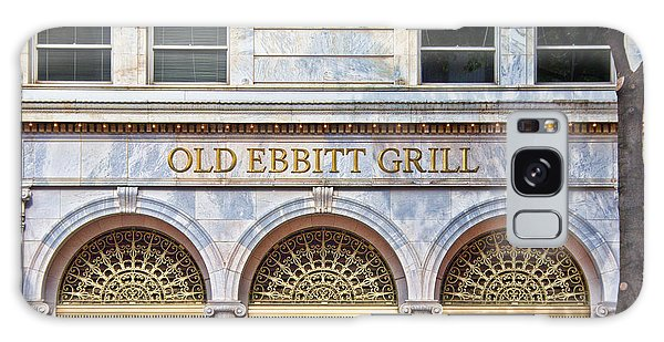 Old Ebbitt Grill Galaxy Case