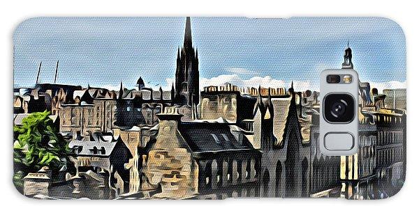 Olde Edinburgh Galaxy Case