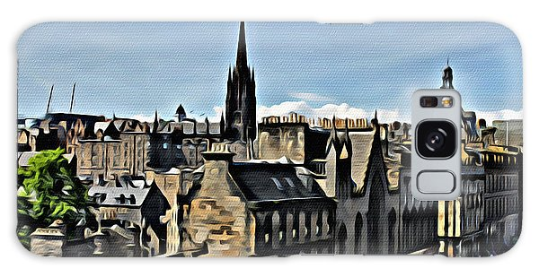 Olde Edinburgh Galaxy Case
