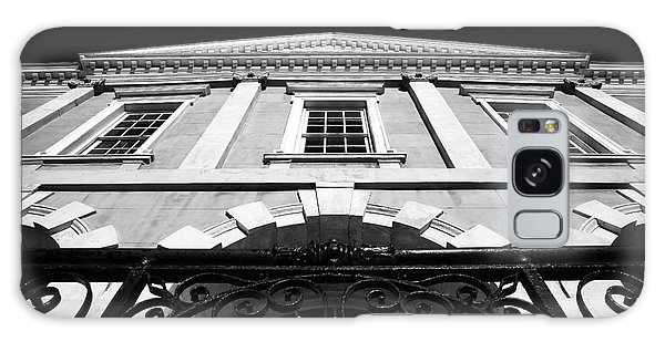 Old Exchange Building Galaxy Case by John Rizzuto