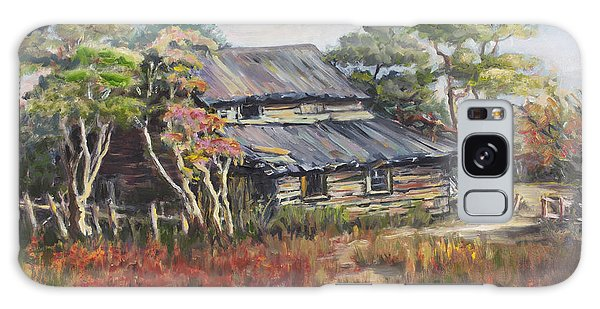 Old Farm House Galaxy Case