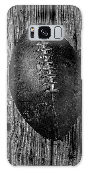 Old Football Galaxy Case by Garry Gay