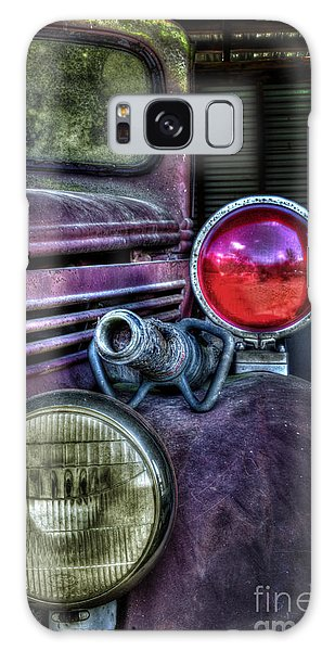 Old Ford Firetruck Galaxy Case