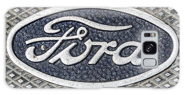 Old Ford Symbol Galaxy Case