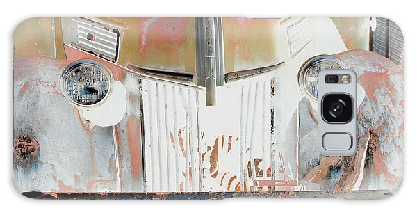 Old Ford Truck - Photopower Galaxy Case
