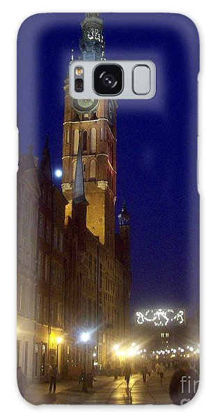 Old Gdansk November Nights Galaxy Case