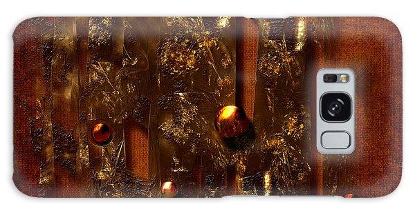 Oldgold Galaxy Case by Alexa Szlavics