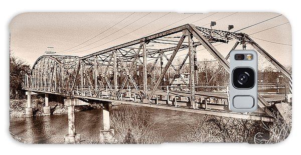 Old Gravois Bridge Galaxy Case