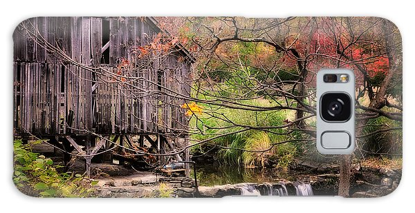 Old Grist Mill - Kent Connecticut Galaxy Case
