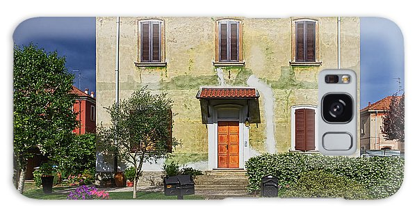 Old House In Crespi D'adda Galaxy Case
