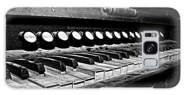 Old Keyboard Galaxy Case