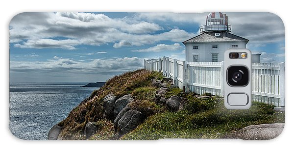 Old Light House Galaxy Case