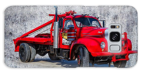 Old Mack Truck Galaxy Case