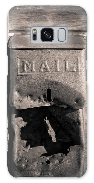 Old Mail Box Galaxy Case