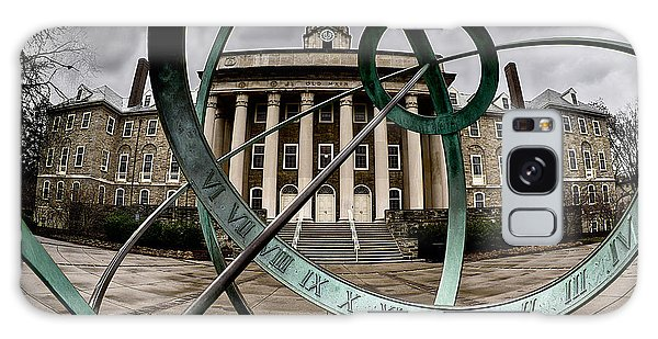 Old Main Through The Armillary Sphere Galaxy Case