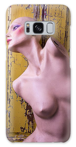 Dress Form Galaxy Case - Old Mannequin by Garry Gay