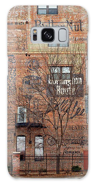 Old Market - Omaha - Metz Building - #1 Galaxy Case