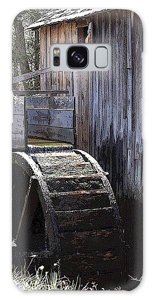 Old Mill Art01 Galaxy Case