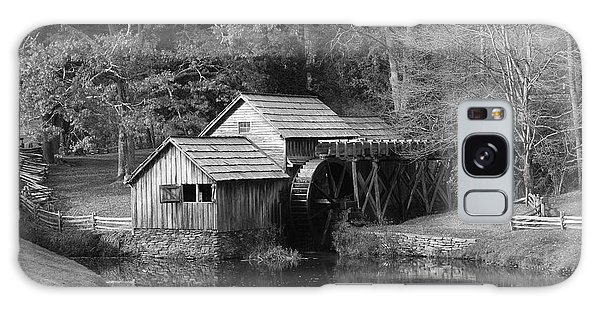 Virginia's Old Mill Galaxy Case by Eric Liller
