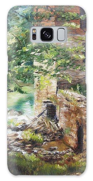 Old Mill Stream I Galaxy Case