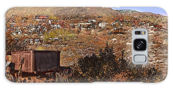 Old Mining Town No.24 Galaxy Case