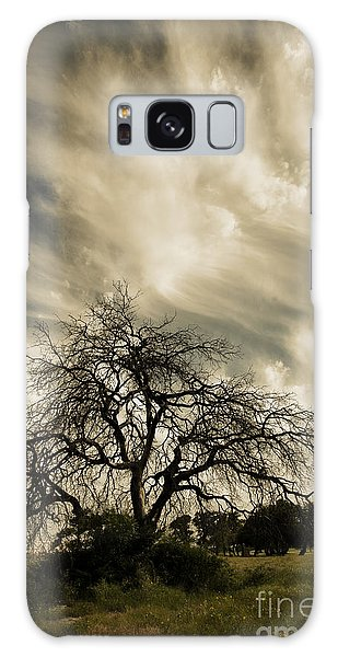 Old Oak Tree Galaxy Case