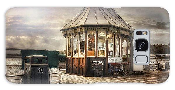 Old Pier Shop Galaxy Case
