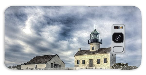 Old Point Loma Lighthouse Galaxy Case