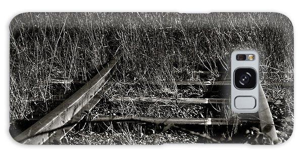 Old Rails Galaxy Case