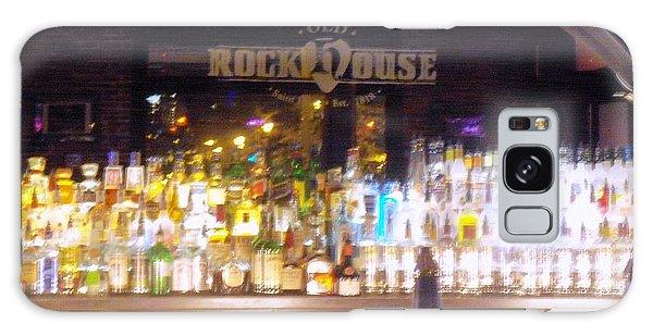 Old Rock House Bar Galaxy Case by Kelly Awad