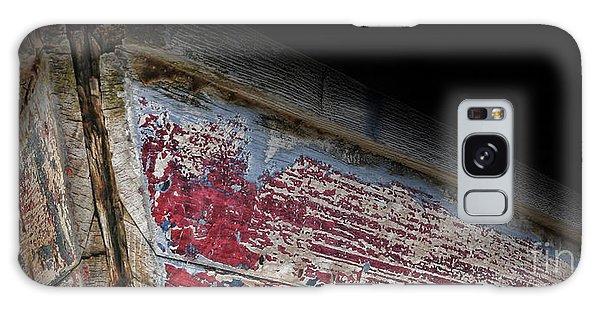 Old Rowboat Galaxy Case by Lee Dos Santos