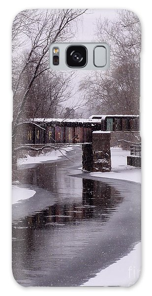 The Nifti Railroad Bridge Galaxy Case