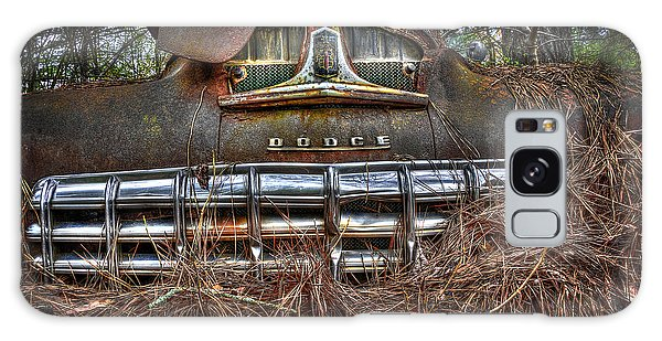 Old Rusty Dodge Galaxy Case