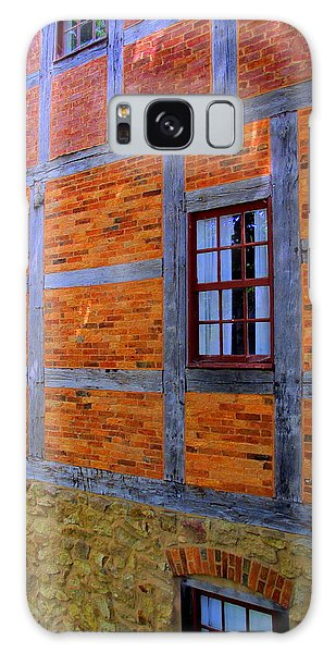 Old Salem Windows 29 Galaxy Case