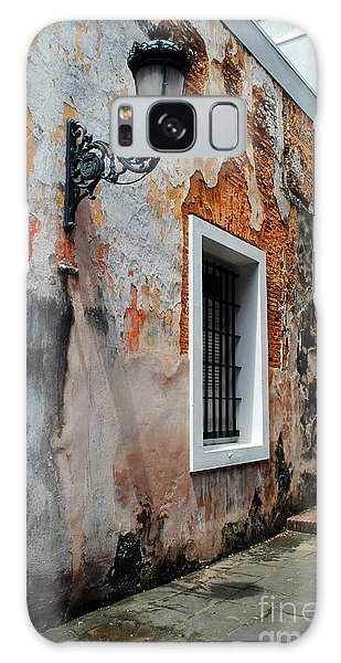 Old San Juan Jail Galaxy Case