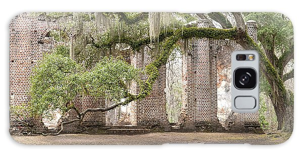 Old Sheldon Church - Bent Oak Galaxy Case