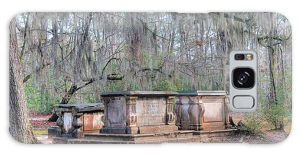 Old Sheldon Church Broken Tombs Galaxy Case