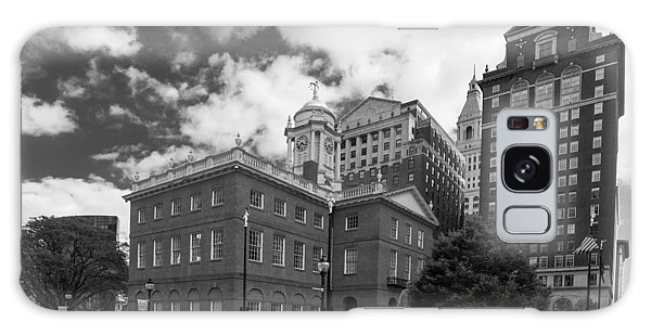Old State House 15568b Galaxy Case by Guy Whiteley
