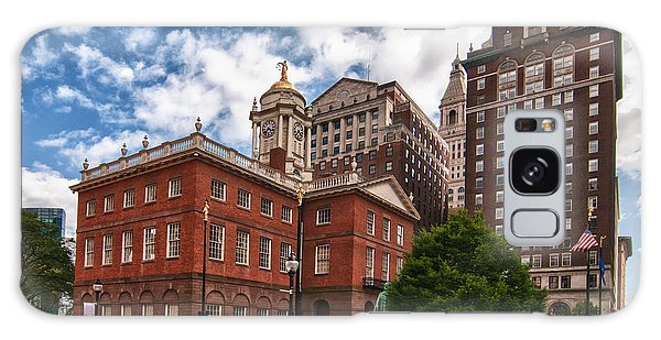 Old State House Galaxy Case