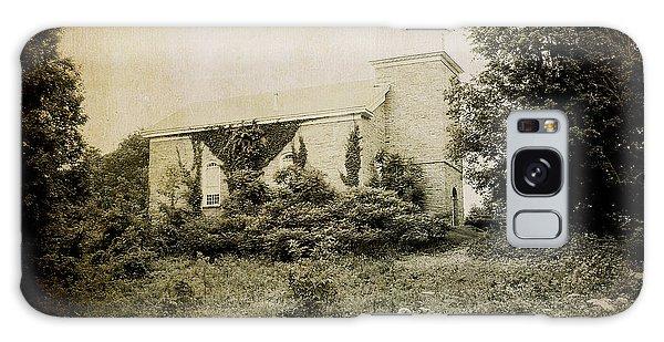 Old Stone Church In Rhinebeck Galaxy Case