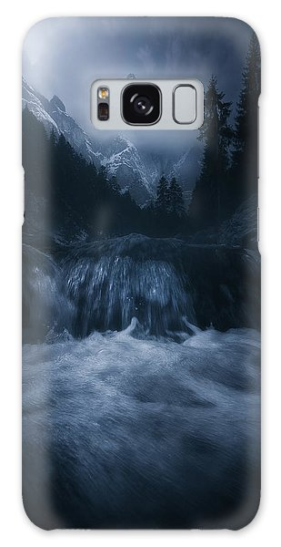 Stream Galaxy Case - Old Style Dolomites by Luca Rebustini