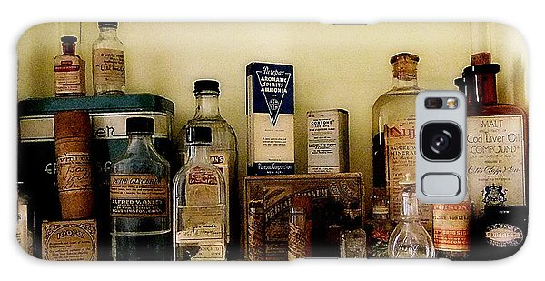 Old-time Remedies Galaxy Case
