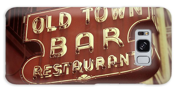 Town Galaxy Case - Old Town Bar - New York by Jim Zahniser