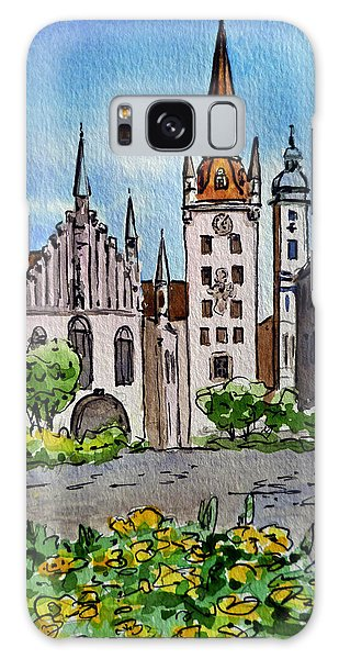 Old Town Hall Munich Germany Galaxy Case