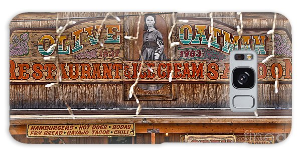 Old Town Saloon Galaxy Case
