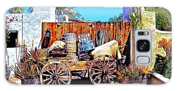 Old Town San Diego Galaxy Case