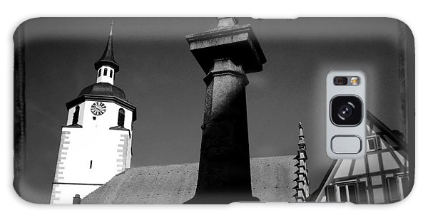 Old Town Waldenbuch In Germany Galaxy Case
